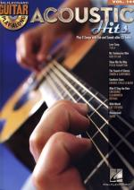 Hal Leonard Guitar Play Along Acoustic Hit Sheet Music