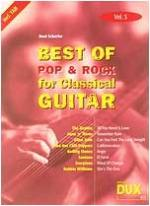Edition Dux Best Of Pop & Rock Vol.3 Sheet Music