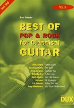 Edition Dux Best Of Pop & Rock Vol.9 Sheet Music