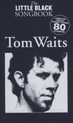 Wise Publications Little Black Tom Waits Sheet Music