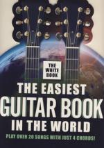 Wise Publications Easiest Guitar Book White Book Sheet Music