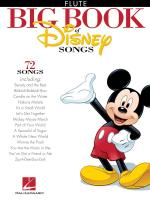 The Big Book Of Disney Songs - Flute Sheet Music