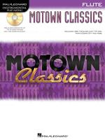 Instrumental Play-Along: Motown Classics - Flute Sheet Music