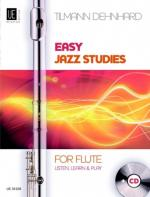 Easy Jazz Studies - Flute Sheet Music