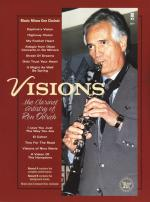 Visions: The Clarinet Artistry Of Ron Odrich Sheet Music
