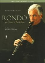 Jim Odrich: Rondo For Clarinet Or Bass Clarinet Sheet Music