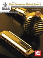 Blues Harmonica Method - Level 2 (Book/CD) Sheet Music