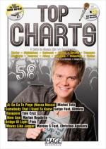 Hage Musikverlag Top Charts 58 Sheet Music