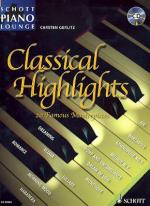 Schott Classical Highlights Sheet Music