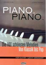 Hage Musikverlag Piano Piano Vol.1 Easy +cd Sheet Music