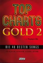 Hage Musikverlag Top Charts Gold 2 Sheet Music