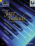 Schott Jazz Ballads For Piano Sheet Music