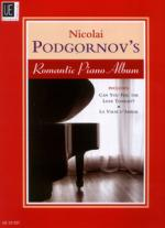Universal Edition Podgornov Romantic Piano Album Sheet Music