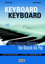 Hage Musikverlag Keyboard Keyboard Sheet Music