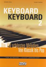 Hage Musikverlag Keyboard Keyboard Vol.2 Sheet Music