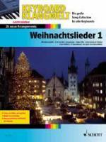 Schott Keyboard Weihnachtslieder 1 Sheet Music