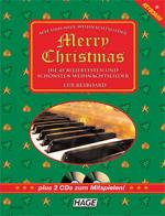 Hage Musikverlag Merry Christmas Keyboard +cd Sheet Music