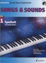 Schott Spielheft Songs & Sounds 1 Sheet Music