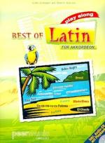 Peermusic Best Of Latin Akkordeon Sheet Music