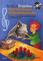 Schott Fridolins Adventskalender Sheet Music