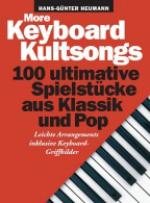 Bosworth More Keyboard Kultsongs Sheet Music