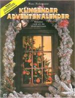 Edition Melodie Kling. Adventskalender Keyb/ac Sheet Music