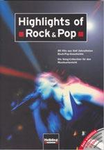 Helbling Verlag Highlights Of Rock & Pop Sheet Music