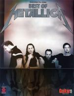 Hal Leonard The Best Of Metallica (transcr Sheet Music