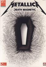 Cherry Lane Music Company Metallica Death Magnetic Drums Sheet Music