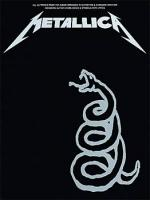 Music Sales Metallica Black Album (gtr) Sheet Music