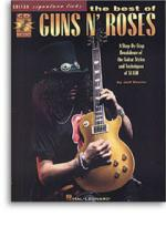 Hal Leonard The Best Of Guns N' Roses Sheet Music