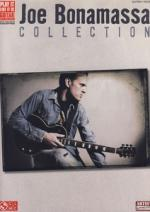 Hal Leonard Joe Bonamassa Collection Sheet Music