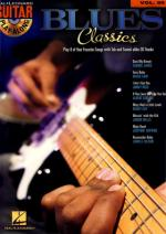 Hal Leonard Play Along Blues Classics Sheet Music