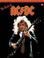 Music Sales The Best Of Ac/dc Sheet Music