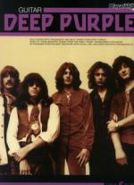 Alfred Music Publishing Deep Purple Guitar Play-along Sheet Music