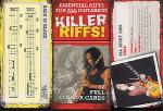 Music Sales Killer Riffs English Sheet Music
