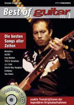 Ppv Medien Best Of Guitar Vol.1 Sheet Music