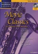 Schott Movie Classics T-sax Sheet Music