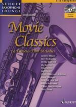 Schott Movie Classics A-sax Sheet Music