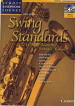 Schott Swing Standards For Tenor Sax Sheet Music