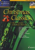 Schott Christmas Classics Altsax. Sheet Music