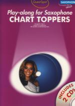 Wise Publications Guest Spot Chart Toppers Sax. Sheet Music