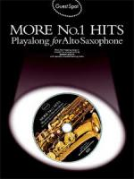 Music Sales More No.1 Hits (alto-sax) Sheet Music