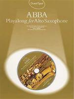 Music Sales Abba (alto-sax) Sheet Music