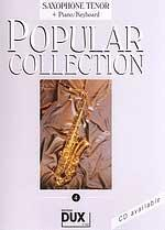 Edition Dux Popular Collection 4 (t-sax) Sheet Music
