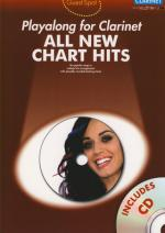 Music Sales Guest Spot Clarinet New Chart Sheet Music