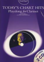 Wise Publications Today's Chart Hits Clarinet Sheet Music