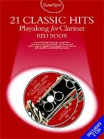 Music Sales 21 Classic Hits Red Book (kl) Sheet Music