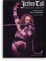 Hal Leonard Jethro Tull Flute Solos Sheet Music