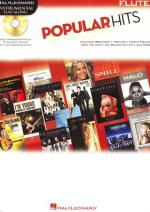 Hal Leonard Popular Hits For Flute Sheet Music